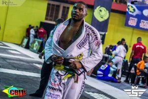 Anchieta - Bernardo Lopes segundo lugar mundial de jiu jitsu