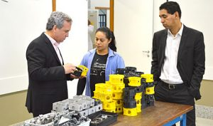 Findes A unidade está recebendo mais de R$ 13 milhões em investimentos para a construção de salas de aula, oficinas e laboratórios