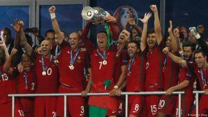 Futebol Eurocopa 2016 (foto dw.com)