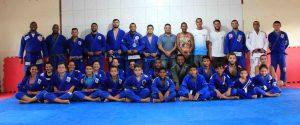 aula inaugural jiu jitsu em anchieta