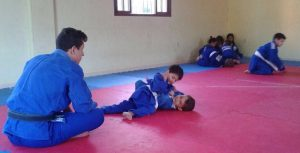 judo projeto